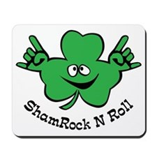 ShamRock N Roll Mousepad