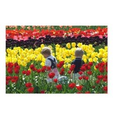 NoteTulipKids Postcards (Package of 8)