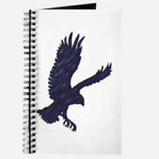 Distressed Bald Eagle Graphic Journal