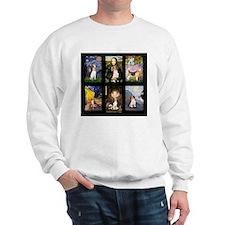 T-Beagle Famous Art Comp Sweatshirt