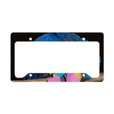 Cyrus 2425x1225 License Plate Holder