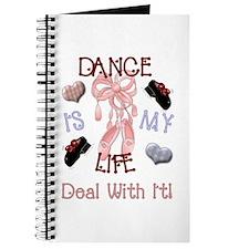 Cute Dancewear Journal