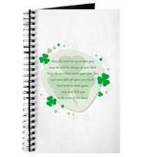 Irish Blessing Journal