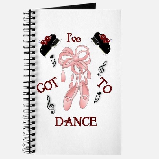 Got to Dance Journal