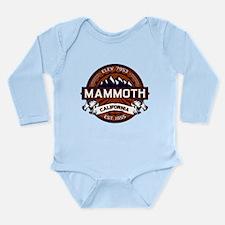 Mammoth Vibrant Long Sleeve Infant Bodysuit