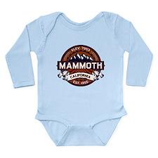 Mammoth Vibrant Onesie Romper Suit
