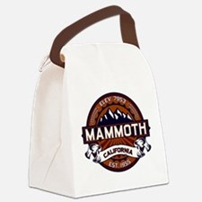 Mammoth Vibrant Canvas Lunch Bag