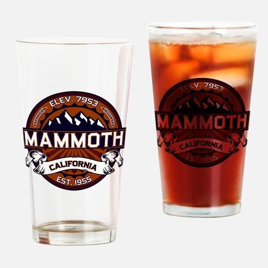 Mammoth Vibrant Drinking Glass