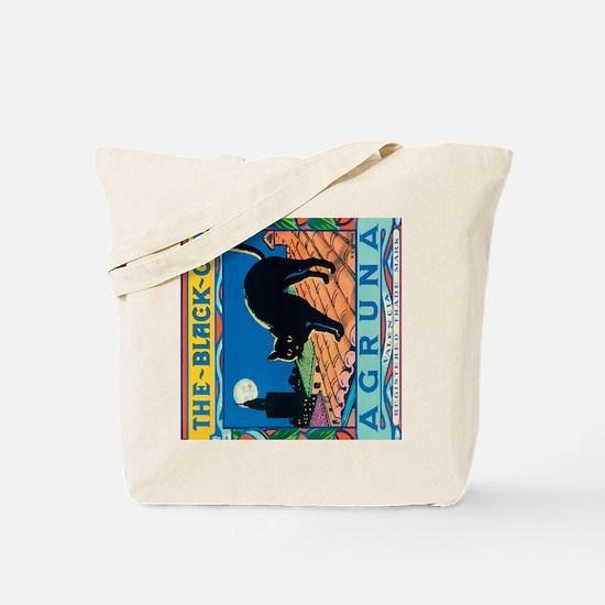 IPad2 The Black Cat Tote Bag