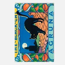 IPad The Black Cat Postcards (Package of 8)