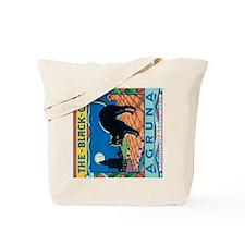 IPad The Black Cat Tote Bag