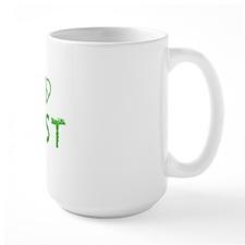 I LOVE DUST Mug