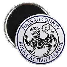 NC PAL Shotokan Karate Tiger Magnet