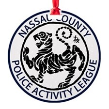 NC PAL Shotokan Karate Tiger Ornament