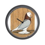 Mealy Barless West Wall Clock