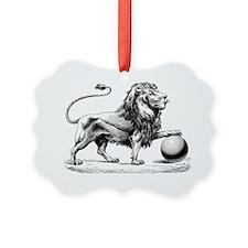 Lion of Judah Ornament