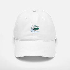 Fly Fishin' Baseball Baseball Cap