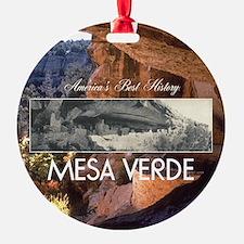 ABH Mesa Verde Round Ornament