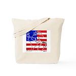 Liberty Cow Tote Bag