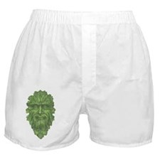 Round Car Magnet Boxer Shorts