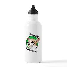 MarvinDog-Media-logo-L Water Bottle