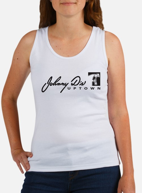 JOhnny D's Uptown Logo Tank Top