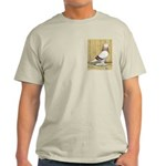 Red Bar Grizzle West Light T-Shirt