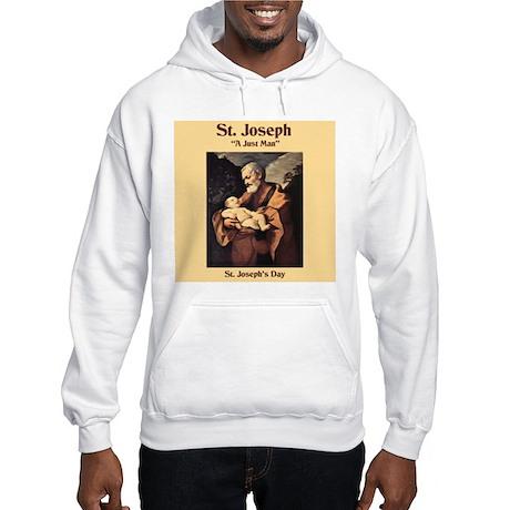 St. Joseph's Day Hooded Sweatshirt