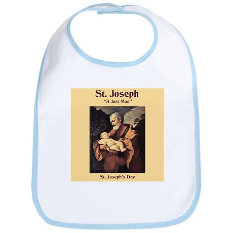 St. Joseph's Day Bib