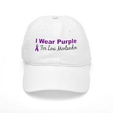 I Wear Purple For Lexi Montan Baseball Cap