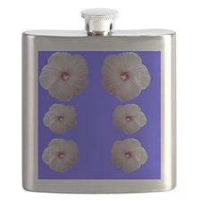 Pink Hib blue FF Flask