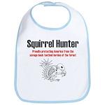 Squirrel Protector Bib