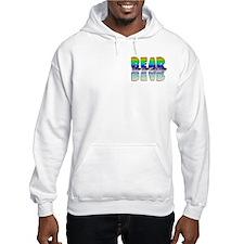 BEAR-RAINBOW/MIRROR/BRICK2 Hoodie