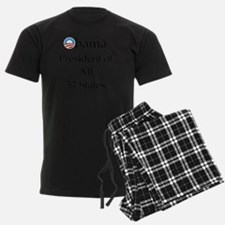 Obama President of All 57 Stat Pajamas