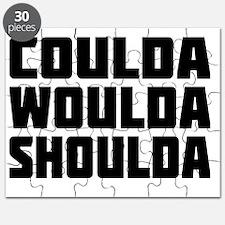 Coulda, Woulda, Shoulda Puzzle