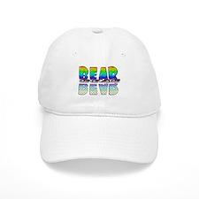 BEAR-RAINBOW/MIRROR/BRICK2 Baseball Cap