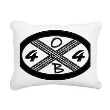 OBX 4x4 Rectangular Canvas Pillow