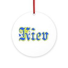 Kiev Ornament (Round)