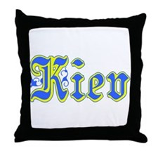 Kiev Throw Pillow