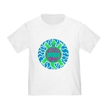 Unique Abstract turtles T