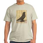 Brown Self West Light T-Shirt