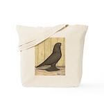 Brown Self West Tote Bag