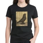 Brown Self West Women's Dark T-Shirt