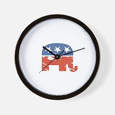 Mitt is the Shit Wall Clock