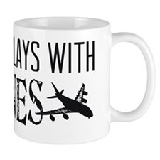Still Plays With Planes Mug