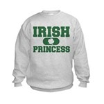Irish Princess Kids Sweatshirt