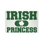Irish Princess Rectangle Magnet