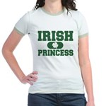 Irish Princess Jr. Ringer T-Shirt