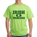 Irish Princess Green T-Shirt