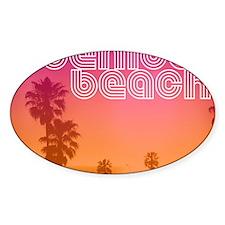 Venice beach Decal
